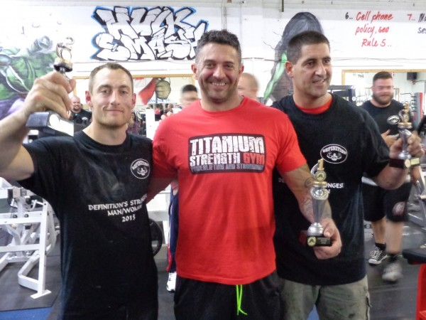 Definition Strongest 30th August 2015