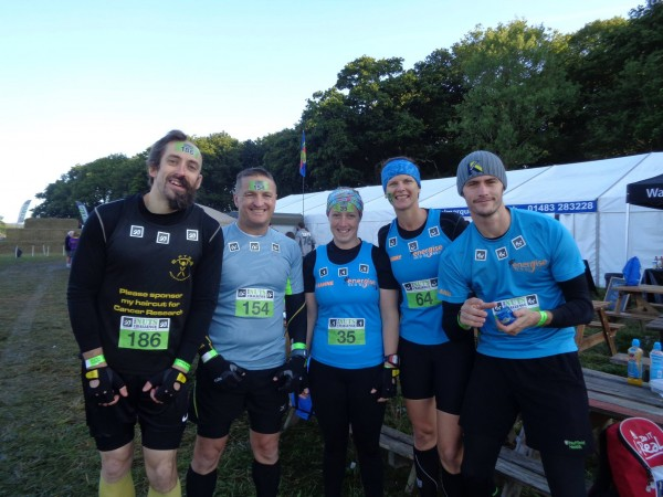 Obstacle Racing Nuts Challenge PTS Gym Northampton