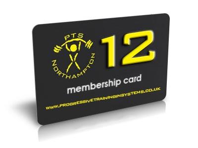 12 month pts membership