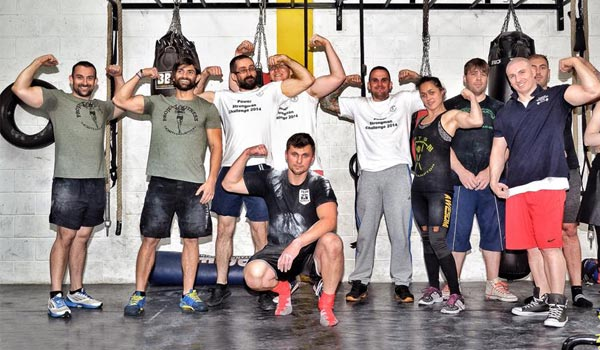Strongman Team 2014