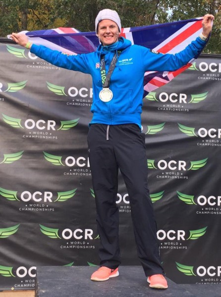 Kerry Gowen OCR World Championships