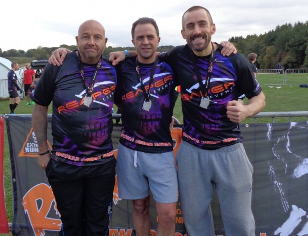 PTS Reaper OCR 17th Oct 2015