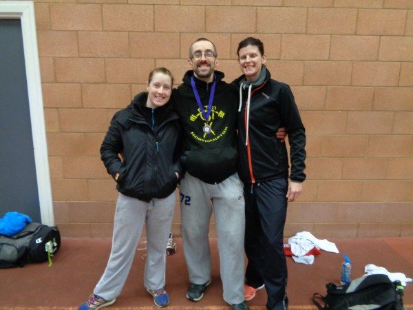 PTS at Rumble Elite Fitness Challenge 24th Jan 2016