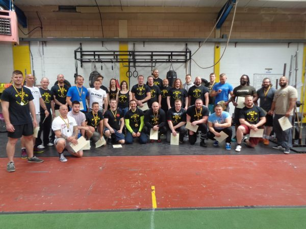 Northampton's Strongest Man 5th June 2016