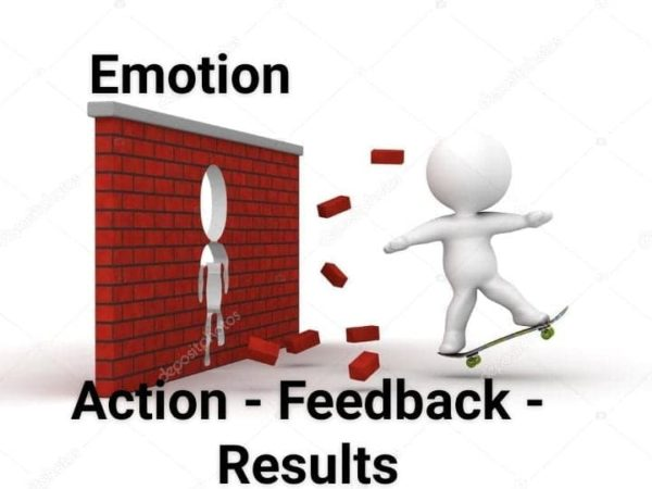 Emotion Action Feedback Results