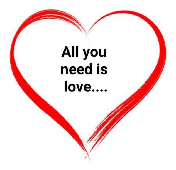 Need is love