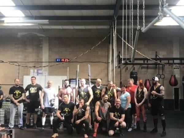 ESMU80kg + Masters 2018