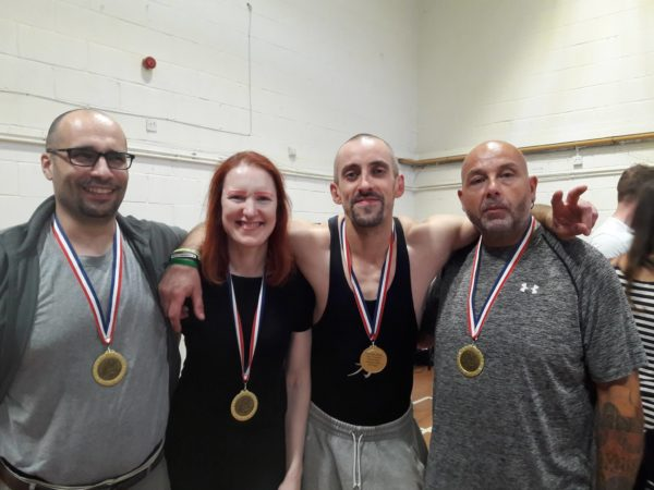 PTS Yardley Powerlifting 2018